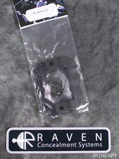 "Raven Concealment OWB 2"" Pancake Belt Wings Pair for Phantom / Copia Holsters"