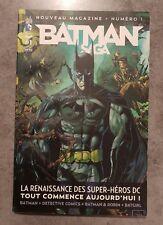 Batman Saga, N° 1 : Variant cover - édition limitée
