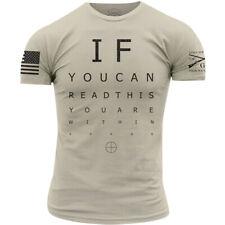 Grunt Style Within Range T-Shirt - Off White