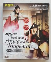 Korean Drama DVD Arang and the Magistrate (2012) ENG SUB Region 3 FREE SHIPPING