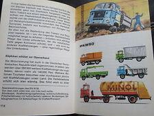 Das DDR AUTO-seine Technik und Geschichte-DDR Fahrzeuge-Kinderbuch