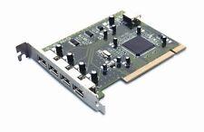 SCHEDA PCI _ USB 2.0  ADATTATORE 5 PORTE  ( 4 + 1 )