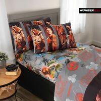 Jurassic World 3 Pcs Microfiber Twin Bedding Sheet Set Pillowcase Kids Children