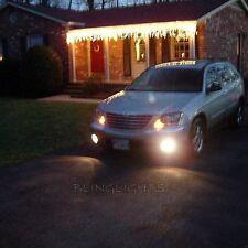 04 2005 2006 2007 2008 Chrysler Pacifica Halo Fog Lamp Angel Eye Driving Lights