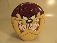 Vintage Disney  Looney Tunes Carry Tin /Purse Tasmanian Devil