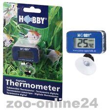 Hobby Digital Thermometer für Aquarium-Terrarium-Unterwasser Termometer 60495