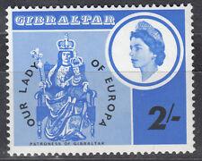 Gibraltar nº 184 ** de nuestra querida Señora de Europa