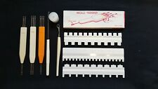 TK22 BROTHER KNITTING MACHINE PARTS ACCESSORIES TRANSFER TOOLS NEEDLE PUSHERS