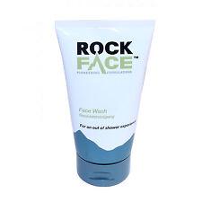 Rock Face Facial Wash Mens Everyday Treatment Moisturiser Skin Care Lather 150ml