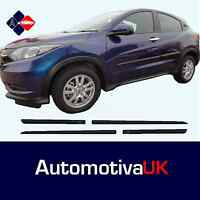 Honda HRV HR-V 5D Mk2 Rubbing Strips|Door Protectors |Side Protection Mouldings