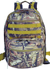 Explorer Mossy Oak Realtree Hunting Camo Day Backpack 18″ Pack Military Molle