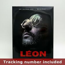 Leon  4K UHD + Blu-ray w/ Slipcover