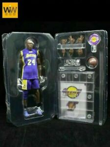 1/9 Scale NBA Collection Kobe Bryant 24 Los Angeles Lakers Mamba Action Figure