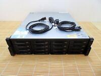 Qnap TS-1673U-RP-16G Qnap High-performance quad-core NAS dual 10GbE SFP+