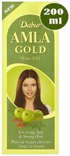 Dabur Amla Gold Hair Oil (Haaröl für langes, weiches & kräftiges Haar) 200ml