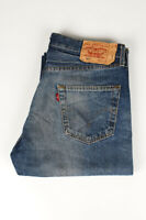 31633 Levi's Levi Strauss 501 Bleu Hommes Jean Taille 34/30