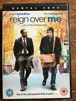 Reign Over Me DVD 2007 New York 9/11 Bereavement Drama Rental Version