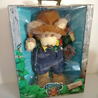 """Farrell Furskin Moody Hollow Postmaster 22"""" Xavier Roberts 1986 Coleco NEW"""