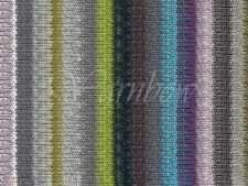 Noro ::Silk Garden Sock #272:: silk mohair wool yarn Greys-Pea-Aqua-Violet