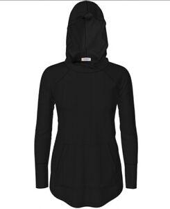 NWT Lularoe Medium Amber Lightweight Hoodie Sweatshirt - As Pictured
