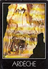 LA COCALIERE grotte vivante entre alès et aubenas timbrée 1992