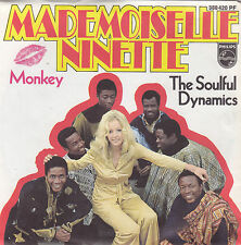 "Single 7"" - The Soulful Dynamics ""Mademoiselle Ninette // Monkey"" Philips"