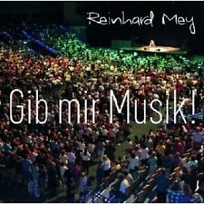 REINHARD MEY - GIB MIR MUSIK 2 CD NEU