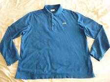 Lacoste à manches longues Polo T Shirt Large L Sac Veste Bottes Ceinture Baskets 6? XL
