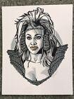 Mad Max Thunderdome Aunty Entity Tina Turner Art Print Poster Mondo Tyler Stout