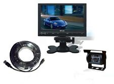 "Reversing Camera & 7"" Monitor System with CCD Camera"