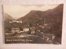 Vecchia foto cartolina d epoca di Botta di Sedrina panorama montagne paese case