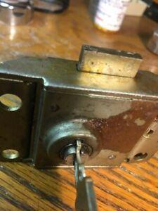 Western Electric 30c Payphone Lock