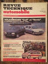 Revue Technique Automobile VOLKSWAGEN Golf et Vento 4 cyl essence depuis 1992