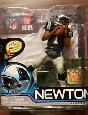 CAM NEWTON McFARLANE ACTION FIGURE NFL SERIES 31 PANTHERS FACTORY SEALED NEW