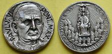 PAULUS VI PONT. MAX. / CONCILIVM OECVMENICVM VATICANVM SECVNDVM PAOLO VI° AFFER