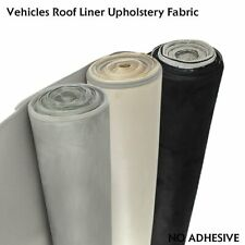 Upholstery Synthetic Suede Headliner Fabric Repairs Automotive Ceiling Aging Sag