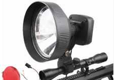 NEW 12V 175MM 35W HID Scope Mounted Spotlight 3500lm Rifle Mounted Spotlight