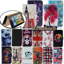 Flip Leather Wallet Card Stand Cover Case For Various Nokia Phones