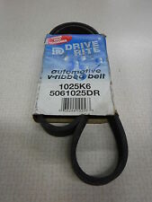 Drive Rite Belt 5PK0965 380K5 Auto Parts Serpentine Belts Car Truck Suv