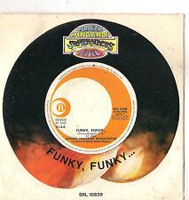 ANDREA MINGARDI SUPERCIRCUS - SFIGHE' - FUNKY FUNKY - VG+/EX