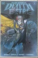 Dark Nights Death Metal #3 DC Comics Robin King Peach Momoko Cover
