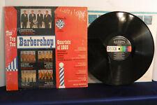 The Top Ten Barbershop Quartets of 1969, Decca Records DL 75118, SPEBSQSA, Pop