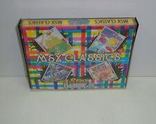 Cassette msx msx classics