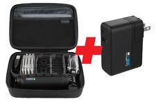 GOPRO Casey (für Kamera + Halterungen + Zubehör) + Supercharger Ladegerät