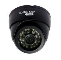 Securenet CCTV Security Night Vision Colour Dome Bullet Camera 420/480/700TVL
