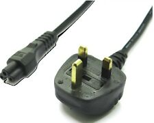 Clover Mickey Laptop Mains Power Cable for Toshiba UK