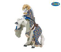 Papo 39914 Pferd des Waffenmeisters Widder 14 cm Ritter und Burgen