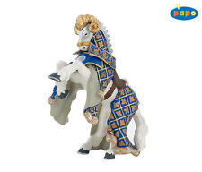 Papo 39914 Horse of the Knight Widder 5 1/2in Knight and Castles