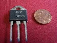 Transistor bdv64c PNP cuivolum + di NF-L 120v 12a 125w ß > 1000 22597-47