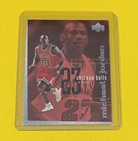 1999 Upper Deck Michael Jordan CHECKLIST Chicago Bulls #311 HOF 🔥
